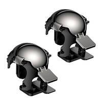 Игровой контроллер Baseus для смартфона Level 3 Helmet PUBG Gadget GA03, Black (GMGA03-A01)