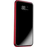 Power Bank Baseus Wireless Full screen bracket Series 8000mAh, Red (PPALL-EX09)