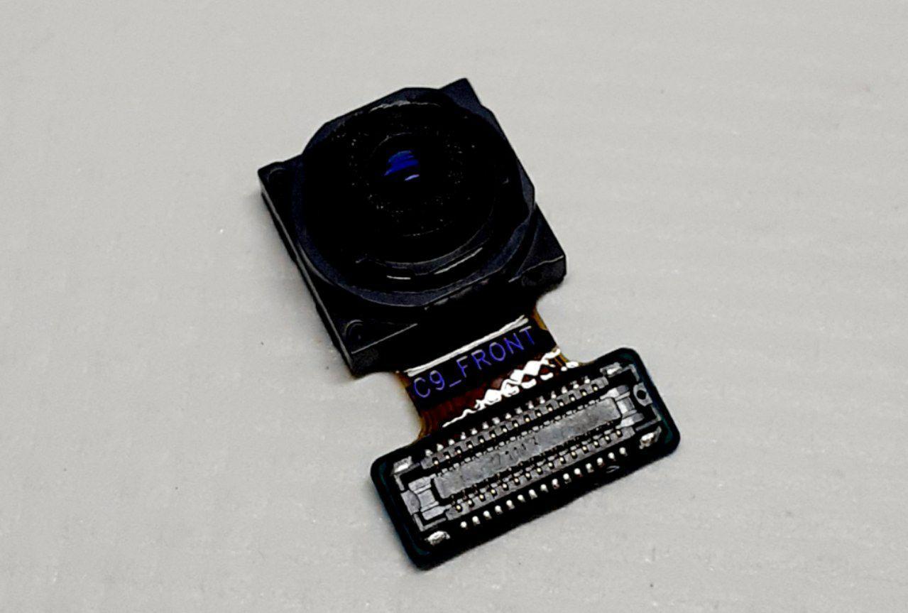 Фронтальная камера Samsung Galaxy C7 Pro/C7010 оригинал б.у.