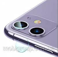 Защитная пленка на камеру Baseus для iPhone 11 Camera Gem lens Film 0.15mm, Transparent (SGAPIPH61S-JT02)