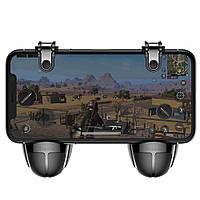 Игровой контроллер Baseus для смартфона Grenade handle for games, Black (ACSLCJ-01)