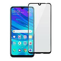 Защитное стекло 3D Perfect Protection Full Glue Lion для Huawei P Smart 2019, Black