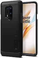 Чехол Spigen для OnePlus 8 Pro, Tough Armor, Black (ACS00836)