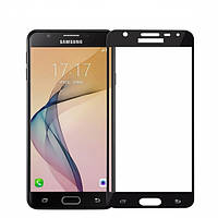 Защитное стекло 3D Perfect Protection Full Glue Lion для Samsung J5 Prime 2017 (J570F), Black