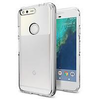 Чехол Spigen для Google Pixel Ultra Hybrid Crystal
