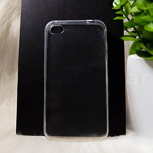 Чехол iPhone 4 Прозрачный
