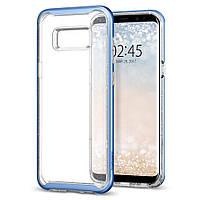 Чехол Spigen для Samsung S8 Neo Hybrid Crystal Glitter, Blue Quartz