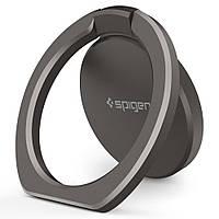 Кольцо-держатель для смартфона Spigen Style Ring POP, Gunmetal (000SR21954)