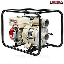 Мотопомпа бензинова ETERNUS WH30S (5.5 л. с., 750 л/хв)