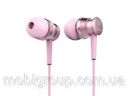 Наушники Baseus Lark Series Wired Earphones, Sakura Pink (WEBASEEJ-LA04)