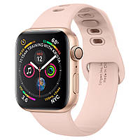 Ремінець Spigen для Apple Watch Series 5/4/3/2/1 44/42 mm Air Fit, Rose Gold (062MP25401)