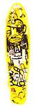 Дека для пенни борда (скейтборда) Profi 0749, фото 6