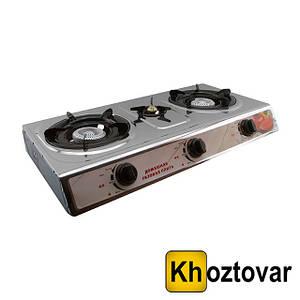 Настольная газовая плита на 3 конфорки DT-1103