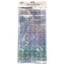 1502-4697 Скатерть голография Перламутр 137х182см