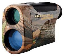 Дальномер Nikon Monarch Gold Laser 1200  камо