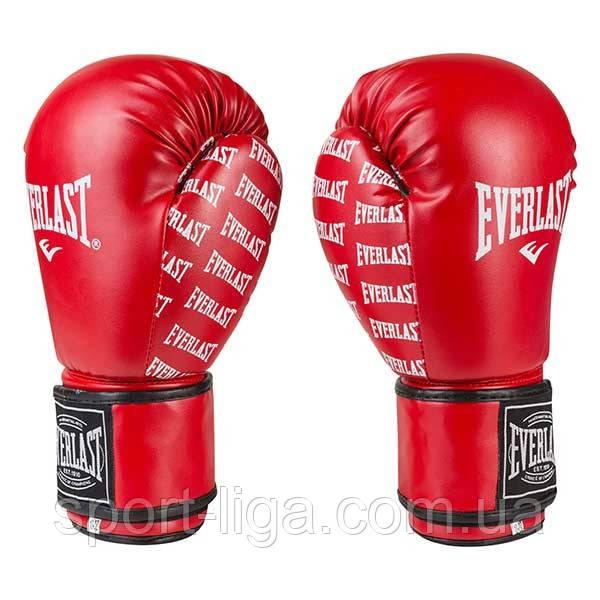 Боксерские перчатки Everlast 8,10,12 oz