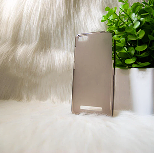 Чехол Xiaomi Mi4c 4i черный