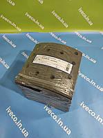 Накладки тормозные Iveco Trakker Ивеко Тракер  2992378 2992123 2992125 2996503 19716 2 ремонт