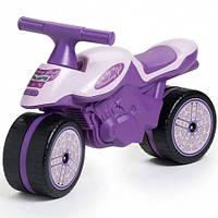 Falk Детский мотоцикл каталка для девочки