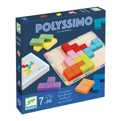 Настольная игра Полиссимо Polyssimo Djeco (Джеко)