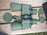 Бинокль Сanon 70х70  Зелёный 56м/1000м, фото 5
