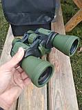 Бинокль Сanon 70х70  Зелёный 56м/1000м, фото 6