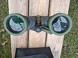 Бинокль Сanon 70х70  Зелёный 56м/1000м, фото 7