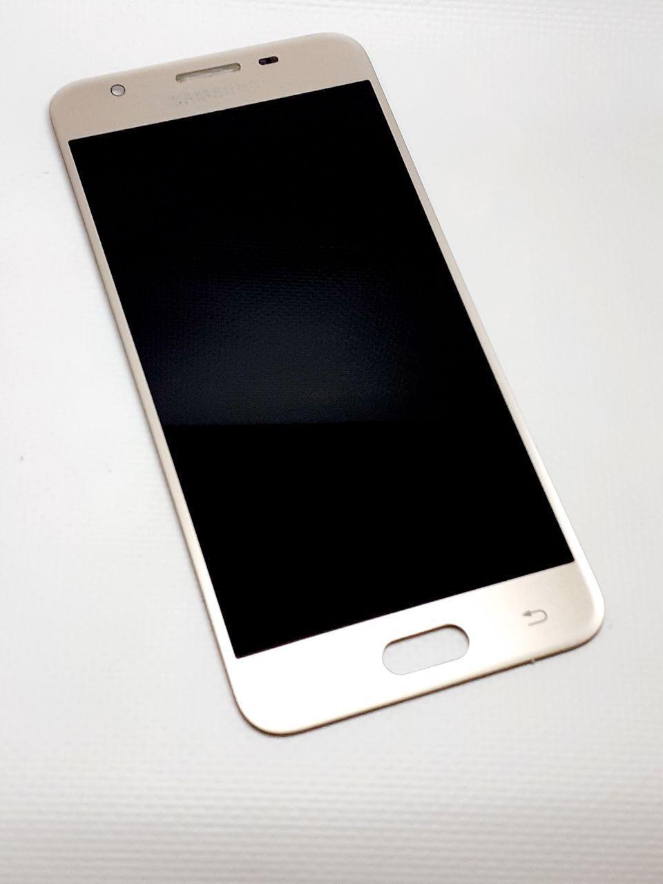 Модульный дисплей золотой Samsung G570F Galaxy J5 Prime сервисный ,оригинал
