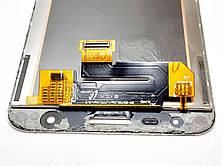 Модульный дисплей золотой Samsung G570F Galaxy J5 Prime сервисный ,оригинал, фото 3