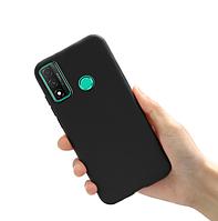 Чехол силиконовый для Huawei P Smart 2020 Black