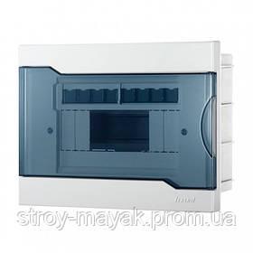 Бокс внутренний 8-ми модульный (ЩРВ-П-8) Lezard 730-1000-008