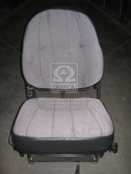 Сиденье МАЗ водителя (без подставки) в сборе (пр-во МАЗ) (арт. 5336-6800010)