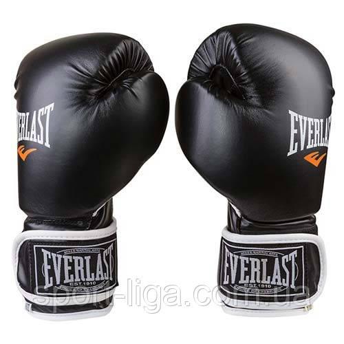 Боксерские перчатки Everlast 6, 8,10,12 oz