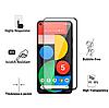 Защитное стекло для Google Pixel 5 черный