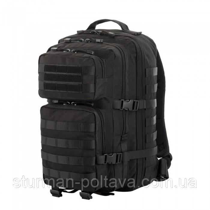 Рюкзак  армейский тактический  MIL-TEC   «ASSAULT»  малый  черный 20 литров Германия