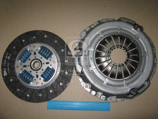 Сцепление ОПЕЛЬ Movano 1.9 Diesel 8/2000->7/2002 (пр-во Valeo) (арт. 821393)