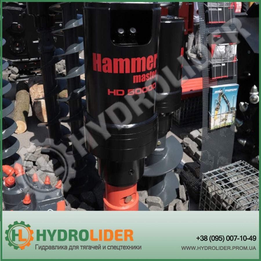 Гидробур Hammer HD50000