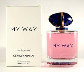 Giorgio Armani My Way edp 90ml Tester