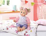 Кукла Мила София Baby Annabell 43 см с аксессуаром, фото 3