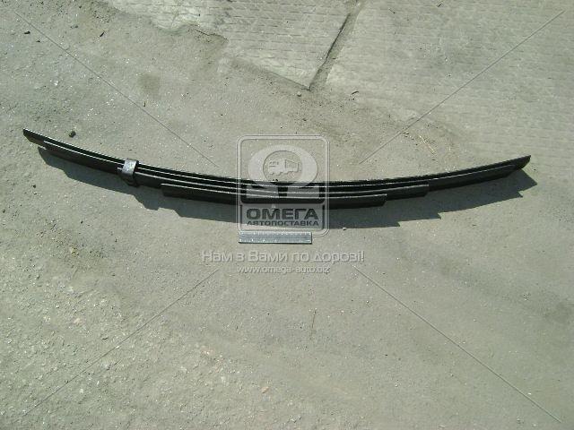 Рессора задняя дополнительная ГАЗ 53,3307 4-лист (пр-во ГАЗ) (арт. 3309-2913012)