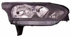Фара передня права FORD TRANSIT, 431-11C4RMLDEM2