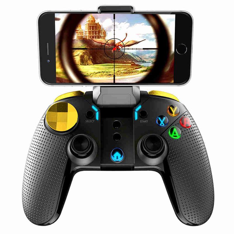 Игровой контроллер iPega PG-9118 IOS/Android/ Win7/8/10 Gold Bluetooth (SGWGCP9118)