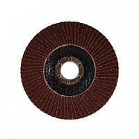 Диск зачистной flap 125мм х 22мм P80
