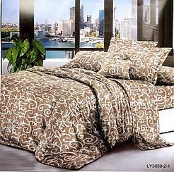 Комплект постельного белья Поликоттон полуторный (150*220)
