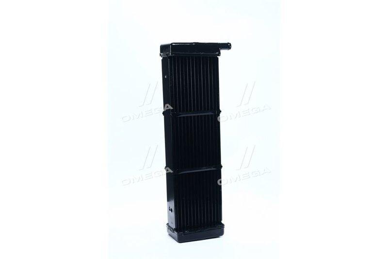 Радиатор отопителя УАЗ 3741 (медн.) (3-х рядный) патрубок 20мм (пр-во ШААЗ) (арт. 73-8101060)