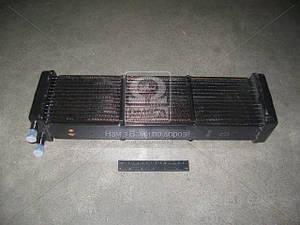 Радиатор отопителя УАЗ 3741 (медн.) (3-х рядный) патрубок 16 мм (пр-во ШААЗ) (арт. 73-8101060-10)
