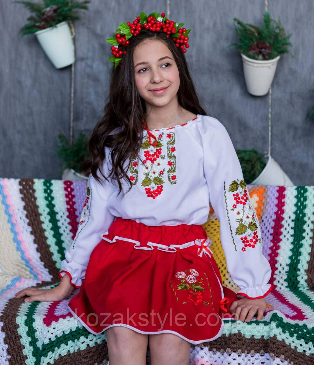 Український народний костюм Калинка