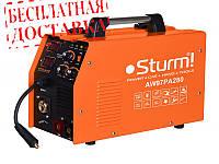 Сварочный инверторный полуавтомат (MIG/MAG,MMA, 280 А) Sturm AW97PA280