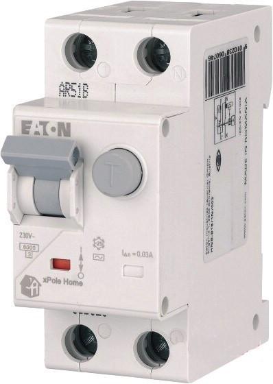 Діф.автомат Eaton C25 А 30 мА тип С HNB-C25 / 1N / 003
