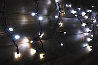 Гирлянда Icicle (бахрома) Flicker (мерцание) 120 LED 2.0х0.9м